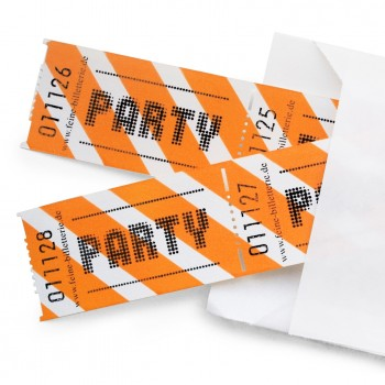 "LUCKY TICKET ""PARTY"""
