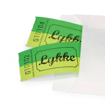 "LUCKY TICKET ""LYKKE"""