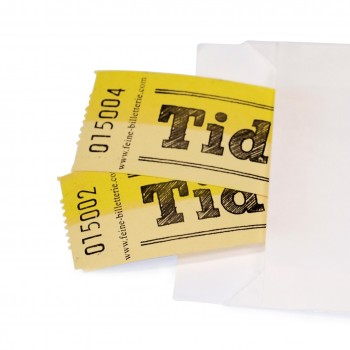 "LUCKY TICKET ""TID"""