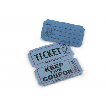 "LUCKY TICKET US-STYLE ""Double"" (blue)"