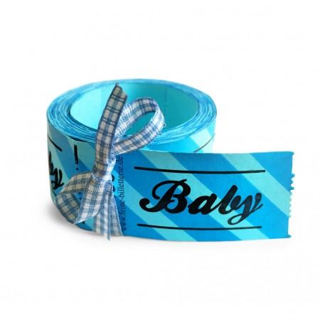 """WERTMARKEN """"BABY"""" (blau)"""