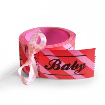 """WERTMARKEN """"BABY"""" (rosa)"""