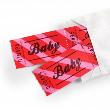 "WERTMARKE ""BABY"" (rosa)"