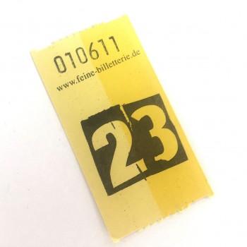 WERTMARKE ZAHL 23