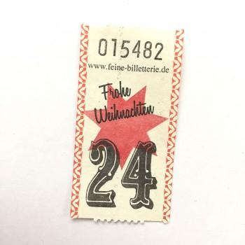 WERTMARKE ZAHL 24