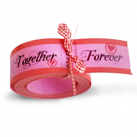 "LUCKY TICKETS ""TOGETHER FOREVER"""