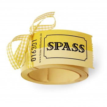 "LUCKY TICKETS ""SPASS"""