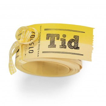 "LUCKY TICKETS ""TID"""