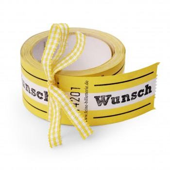 """LUCKY TICKETS """"WUNSCH"""""""