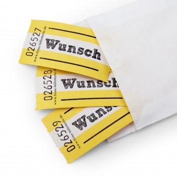 "WERTMARKE ""WUNSCH"""
