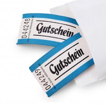 """WERTMARKE """"GUTSCHEIN"""""""